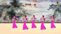 阳光美梅广场舞【风中花雨楼】古典形体舞