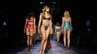 时装秀:国际时尚内衣,顶级模特表演秀