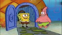 海绵宝宝和派大星把房子拆了, 章鱼哥竟主动帮他, 修房子!