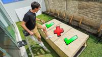 老外挑战未知盒子,哪一个才是安全的?网友:玩得有点大!