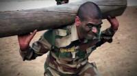 印度军队的日常体能训练,很强,很棒