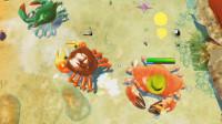 螃蟹模拟器游戏:一群螃蟹