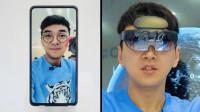 搞机零距离:OPPO AR眼镜&屏下镜头体验 这款概念手机你见过吗