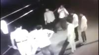 灵异事件:夜间六个年轻人站在路边,监控拍下老天都不信的30秒