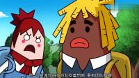 搞笑吃鸡动画:队友被撂倒,马可波只顾舔包不救人,萌妹险些要暴走