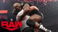 【RAW 12/09】卢瑟夫和拉娜签字离婚 家庭剧暂时收场 两男约战TLC