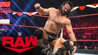 【RAW 12/09】德鲁嘲笑麦特哈迪是老人家 反制其命运之轮再接砍刀脚