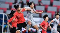 东亚杯-王霜伤退杨丽中门柱,中国女足0-0惜平韩国