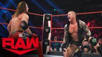 【RAW 12/09】雷尔太投入 裤子破了都没感觉 兰迪闪现向AJ抛媚眼