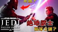【逍遥小枫】这是星球大战里绝地武士陨落前的故事 | 星战:陨落的武士团 #1