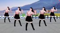 益馨广场舞《殇雪》轻快的节奏,动感的舞蹈,好听又好看,附分解教学