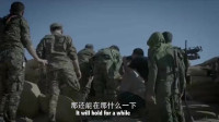 侣行团队在叙利亚用无人机侦查IS阵地