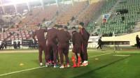 东亚杯迎战日本,国足赛前鼓劲:我们比他们强,他们打不过咱们
