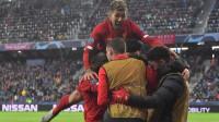 欧冠:红军2分钟2球,萨拉赫零度角破门,萨尔茨堡0-2利物浦
