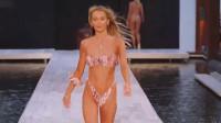 泳装模特走秀,完美身材令人羡慕,穿出设计师想要的感觉