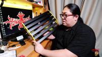 重兽测评-NUX NPB 大黄蜂效果器板,效果器板中的乐高