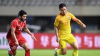 张玉宁进球无效,中国国奥队0-1不敌U22叙利亚队