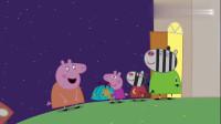 小猪佩奇:小女孩们一点都不安静,大半夜弹奏钢琴,太吵了!