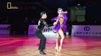2020国家青年队拉丁舞一队-赵宸&金中韩-北京舞蹈学院附属中等舞蹈学校-桑巴