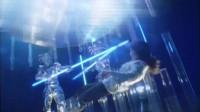 居间惠队长被外星人抓住,大古驾驶飞燕号追踪外星人!