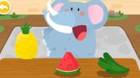 宝宝救援队 帮助大象修复牙齿 宝宝巴士亲子益智游戏