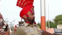 """印度阅兵""""捋胡子"""",太滑稽了,原谅我不厚道的笑了"""