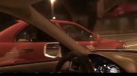 奔驰E63AMG高速上挑衅三菱EVO,油门到底却追不上!
