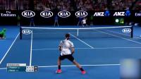 """反拍华丽的网球,精彩击球,经典回顾看被称为""""小费德勒"""""""