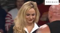 WWE对擂三人夺冠后,热辣美女前来热舞不断,引发对手复仇
