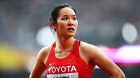 韦永丽太牛了!11秒28成功晋级田径世锦赛女子100米第一轮