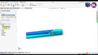 solidworks有限元受力分析simulation教学-04装配体仿真-魔方云学院