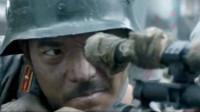 战争片:中国军队与日军展开激烈巷战,遭遇日军狙击手