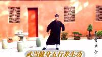 武当健身五行养生功-武当云手 演练:钟云龙