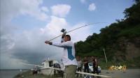 暴风雨来临前,总算钓到了这条东北特有的鱼!
