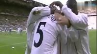 贝克汉姆一脚任意球,把英格兰踹进2002世界杯,价值10个亿!