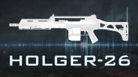 霍尔格 Holger-26 轻机枪『现代战争武器指南』VOL.03