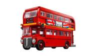 LEGO乐高积木玩具创意系列10258伦敦巴士套装速拼