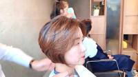 很时尚的韩式BOB短发,烫过的就是不一样,减龄好打理,气质满分