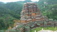 """隐藏在贵州大山里的""""豪宅"""",24层高达99.9米,这房子不简单"""