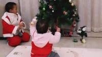 宝贝的平安夜 圣诞节