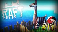 【矿蛙】RAFT木筏#11丨重大更新!终于出现了有故事的神兽!
