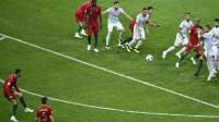 2018世界杯经典:葡萄牙3-3西班牙,C罗任意球绝平