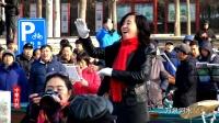 合唱 指挥 张海霞 我不想说再见等三曲连唱 北京快乐之声合唱团奥森 2019.12.28