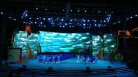 2020南宁民歌湖迎新晚会舞友之家原创精品舞蹈《邕江情》编导天奎