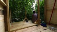 DIY树屋为自己建造一个树屋