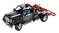 LEGO乐高积木玩具科技机械组系列9395皮卡牵引卡车套装速拼