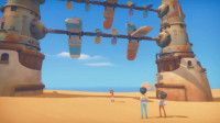 【洛蜜雪儿】《波西亚时光》第140期:好大的沙漠涡轮风车,不过还真漂亮