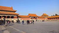 2020年初始,小王旅游故宫博物馆,全程实拍记录唯美景象,上集