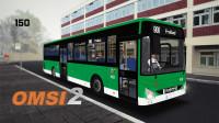巴士模拟2 没开始就结束了 LandkreisBonningen 900路 依维柯CrosswayLE