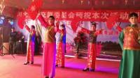 古装服饰情景表演唱《前门情思大碗茶》,浓浓的老北京味道!